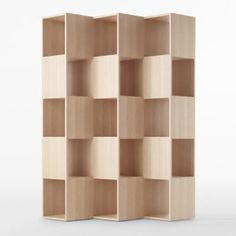 Fold shelving unit by Nendo. As seen on Leibal, which was featured in '6 Blogs To Bookmark' in the March 2013 issue of Inside Out magazine. Inside Out is available from newsagents, Zinio, http://www.zinio.com, Google Play, https://play.google.com/store, Magsonline, http://www.magsonline.com.au and Apple's Newsstand, https://itunes.apple.com/us/app/inside-out/id604734331?ls=1=8