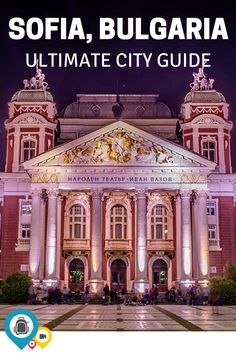 A guide to exploring Sofia, Bulgaria. Things to do, free tours to join, best restaurants and dishes, nightlife hotspots, and more. Travel in Eastern Europe. | Back-Packer.org