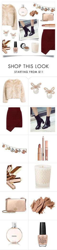 """Kick It: Chelsea Boots#2"" by miagasp1234 ❤ liked on Polyvore featuring Dolce Vita, Reflections, Aromatherapy Associates, Tory Burch, Bobbi Brown Cosmetics, Chanel and OPI"