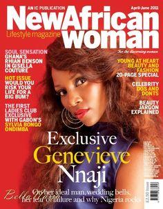 New-African-Woman-Magazine-Genevieve-Nnaji-BellaNaija-April-2011-004.jpg (560×720)