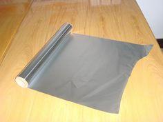 Feuille d'aluminium pour augmenter puissance du chauffage