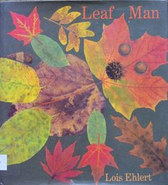 Book Blab - Blithering by a Book Lover: Leaf Man ~ Picture Book & KID KANDY