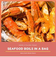 How I Make My Seafood Boils in A Bag Cajun Seafood Boil, Shrimp And Crab Boil, Seafood Broil, Seafood Boil Recipes, Cajun Recipes, Seafood Dishes, Fish Recipes, Cooking Recipes, Healthy Recipes