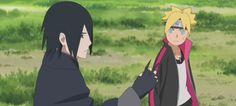 Naruto Storm 4 Road to Boruto: English Dub Sasuke vs Boruto, Chunin Exams
