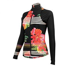 Shebeest 201617 Womens Virtue Flamboyant Long Sleeve Cycling Jersey 3515FL  Flamboyant Black S   Visit the image link more details. Note It is  affiliate link ... dd5bbf9b5