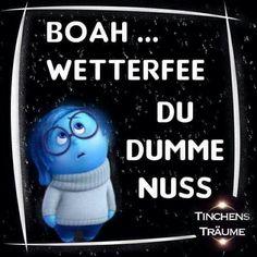 ...BOAH..Wetterfee.....