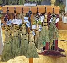 not your average fireplace broom