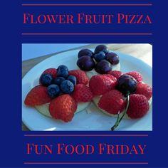 Fun Food Friday Fruit Pizza