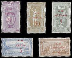 Το Ελληνικό Γραμματόσημο: 1900-1901 Greece, Stamps, Frame, Home Decor, Greece Country, Seals, Picture Frame, Decoration Home, Room Decor
