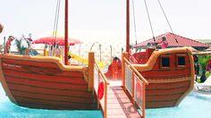 #Kos Blue Lagoon Resort -hotelli sopii hyvin lapsiperheille, jotka arvostavat mukavan tasokasta all inclusivea. Blue Lagoonin uuteen vesipuistoon on hotellivierailla vapaa pääsy.