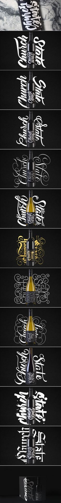 Church & State Wines — The Dieline | Packaging & Branding Design & Innovation News
