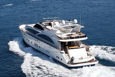 My Pleasure motor yacht charter in Bodrum Turkey 5 cabins for up to 10 guests