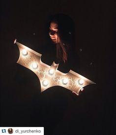 Batman light up #marquee #sign #superhero #batman #light #home #decor #girl #novolights