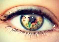 One Direction sickestt eye ever