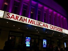 Last Sunday I went to see the amazing Sarah Millican at the Hammersmith Apollo in London. I have loved Sarah Millican for so long, so seei. Sarah Millican, Hammersmith Apollo, The Outsiders, Broadway Shows, Posts, Blog, Messages, Blogging