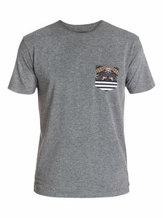quiksilver, , MEDIUM GREY HEATHER (kpvh)