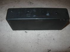 Lamp Control Unit W124 W126 Mercedes 1265420132
