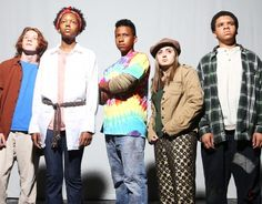 """http://triangleartsandentertainment.org/wp-content/uploads/2015/06/RLT-Runaways-3a-e1435610225362.jpg - Raleigh Little Theatre Teen Summer Conservatory Presents """"Runaways"""" in Collaboration with Haven House Services -  RALEIGH, N.C. (June 25, 2015) – In the 30th year of Teens On Stage / Teens Backstage, RLT's summer conservatory presents the musical """"Runaways."""" This groundbreaking devised piece highlights the decision-making process and varied reasons children deci"""