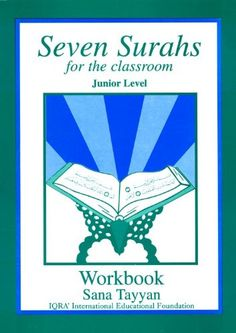 Seven Surahs Workbook *** Click image to review more details.