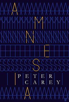 Amnesia by Peter Carey