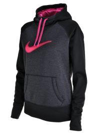 Women's Nike Swoosh Out Fleece Hoody