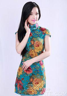 Gorgeous woman women: East Asian American woman Shuanggui from Guilin