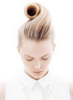 Chignon rockabilly L'Oréal Professionnel