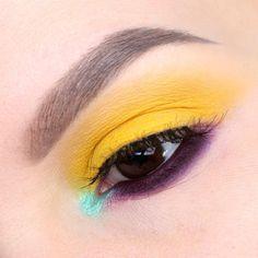 "262 Likes, 3 Comments - Olga Blik Makeup Artist (@olgablikmua) on Instagram: ""Makeup look with @sugarpill  eyeshadow #mua  #makeup #bblogger #instamakeup #bbloggers #makeuphaul…"""