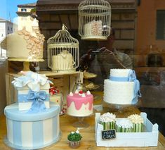 Cakes And Birdcages DailyOxford