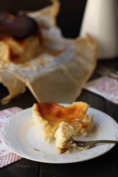 Tarta de queso de las Viñas {by Paula, Con las Zarpas en la Masa}