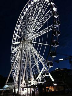 Brisbane Wheel |South Bank, Queensland Australia
