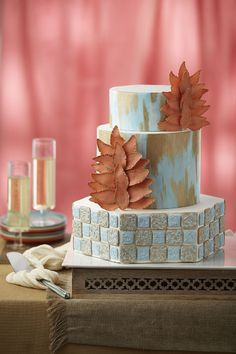 Announcing the Wilton 2014 Cake of the Year! Read about the inspiration behind the design and learn how to make this cake on the Wilton blog.