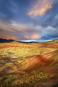 john day fossil beds national monument oregon | ... Painted Hill Unit of John Day Fossil Beds National Monument Oregon