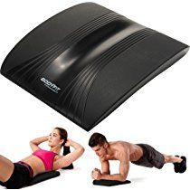 BodyFit Sports Authority Plank Ab Station Padded Fitness Exercises Core Workouts