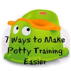 Hint Mama contributor Karen Witham shares how to make potty training a bit less stressful for you and your child.