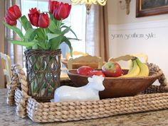 Savvy Southern Style: Prepping the House