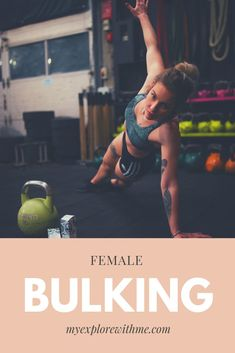 How to bulk as a female without looking bulky. What to eat and how to workout to grow muscle. transformation My Current Bulking Workout Routine - Explore With Me Female Fitness Transformation, Condition Physique, Partner Yoga Poses, Routine, High Intensity Interval Training, Workout Programs, Workout Videos, Fit Women, Fitness Models