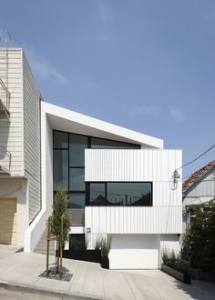Switchback House,Courtesy of Edmonds + Lee Architects