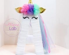 Mini party favors Unicorn birthday Unicorn party favor