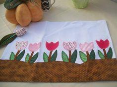 Como fazer patchwork: pano de prato, fraldas - Artesanato Passo a Passo!