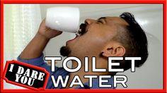 #IDareYou. HigaTV. Toilet Water.