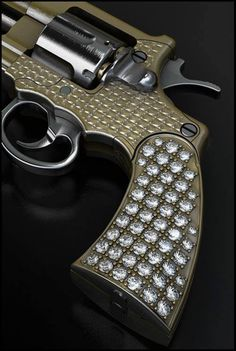 Ok...this is my kind of bling!