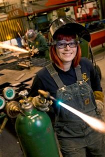 Welding subjects taught at portland community college