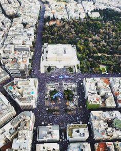 Φοβούνται τους Έλληνες όταν είναι ενωμένοι!