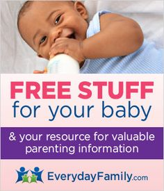 Disney Contests and Sweepstakes: EverydayFamily - Free Baby Stuff