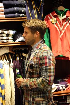 Rugby Ralph Lauren Fashion Night Out - Preposity