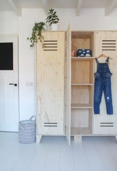 kinderkamer - locker