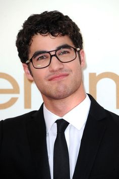 Darren Criss at the Emmys.