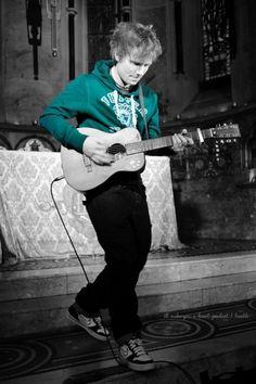 Young Ed Sheeran. #Entertainment #Music #EdSheeran