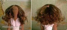 Mimin Dolls: tutorial Ribbon hair